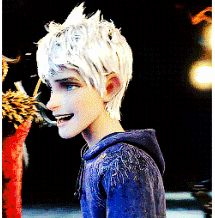 Jack Frost and Elsa gifs