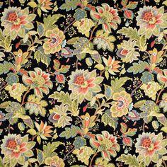 Shop Swavelle / Mill Creek Venezla Noir Fabric at onlinefabricstore.net for $22.15/ Yard. Best Price & Service.