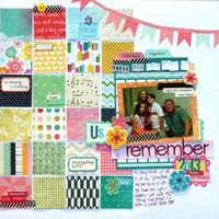 A Project by katiescott from our Scrapbooking Gallery originally submitted 05/08/13 at 06:29 PM
