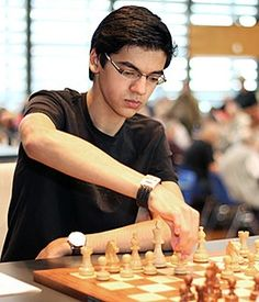 Anish Giri is a Russian‑born Dutch chess prodigy and Grandmaster. He achieved the grandmaster title at the age of 14 years and 7 months. Giri is a three-time Dutch Chess Champion and won the Corus Chess B Group in 2010. Born: June 28, 1994 (age 20), Saint Petersburg, Russia