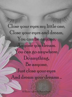 Image detail for -Dream your Dreams ~ Inspirational Poem for Children/Dreamers « The ...imagesearchyahoo.com
