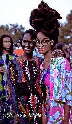 beauty hippie hipster street style black African rasta curly hair dreads dreadlocks black fashion Black beauty rastafari afro natural hair Mohawk Street Etiquette locs African Print Rasta Girl Afropunk solstreetstudio