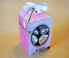 Adorable Owl Treat Box for Party Favors