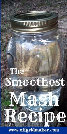 This Is The Simplest Mash Recipe I Know For The Smoothest Moonshine Only 4 Ingredients Makes It Easy Moonshine Recipes Moonshine Recipes Homemade Mash Recipe