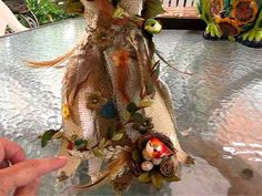 Mother Nature Fairy Dress Form