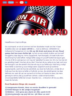 Check out this Mad Mimi newsletter Mountain Dew, Afrikaans, Mad, Religion, Check, Afrikaans Language, Religious Education