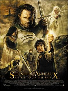 The Lord of the Rings: The Return of the King / Affiche FR / © Metropolitan FilmExport