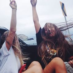 You and your best friend going to a concert like...