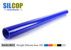 51mm Straight Silicone Hose 1M Blue $28.15