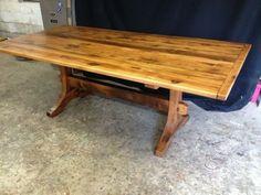 Reclaimed Wood U0026 Barnwood Furniture   Furniture From The Barn   Trestle