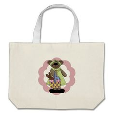 Statue of liberty large tote bag liberty and tote bag easter tees and easter gifts negle Choice Image