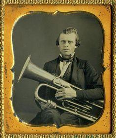 daguerreotype ca. 1850's.