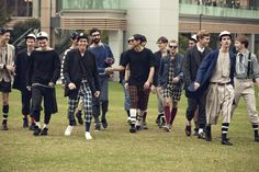 Introducing the #soe_tokyo men's wardrobe #SS12 collection