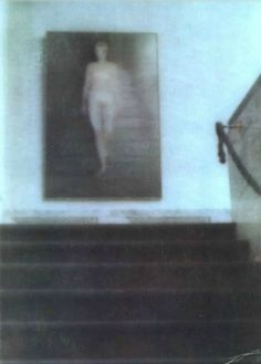 Gerhard Richter · Ema (Nude on a Staircase), 1966