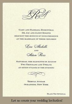 #Latte #Shimmer #WeddingInvitation that @foreverfriends_ created! Lisa and Adam's #WeddingInvitation  http://foreverfriendsfinestationeryandfavors.com