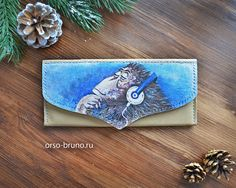 Hey, I found this really awesome Etsy listing at https://www.etsy.com/listing/251596817/woman-leather-wallet-monkey-wallet