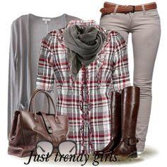 Winter fashion trends 2015 | Just Trendy Girls