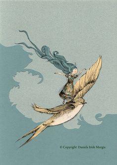 Thumbelina, H. C. Andersen