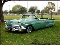 1958 Chevy Impala, Cool Cars, Dream Cars, Chevrolet, Classic Cars, Impalas, Vehicles, Bowties, Gallery