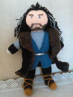 Thorin doll