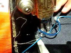 accesorio para bordar a maquina de coser # 3 - YouTube