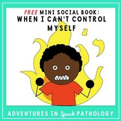A social story to support students who have difficulties regulating their emotions and 'meltdown'. There are 4 'mini' pages, so simply cut out, laminate and consider binding. I love using this story in conjunction with Thought Social Skills Activities, Teaching Social Skills, Counseling Activities, Social Emotional Learning, Emotional Support Classroom, Teaching Emotions, Teaching Style, Group Counseling, Speech Activities