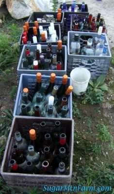 Bottle Cutting Trick