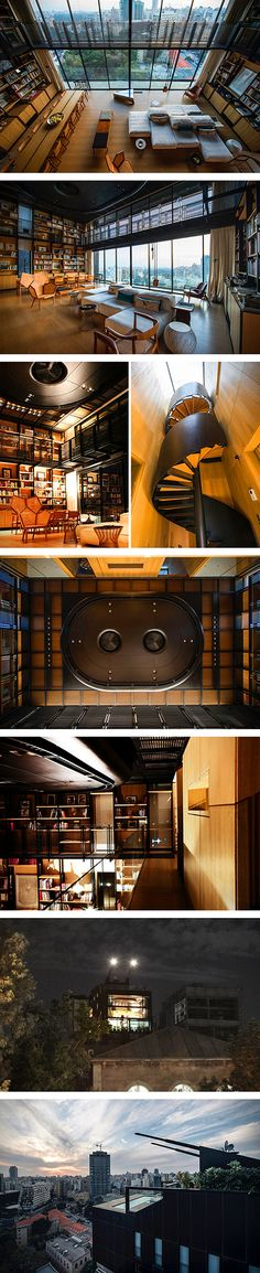 This is Not a Movie Set, Just a Mind-Boggling Bachelor Pad - TechEBlog