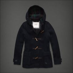 Abercrombie & Fitch - Shop Official Site - Womens - Outerwear - Kaylin Jacket