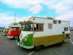 Motorhome vw bus..YES PLEASE