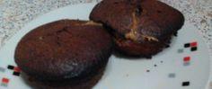 Muffiny s pudinkovou náplní