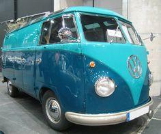 T1 VW Panel Bus Barndoor