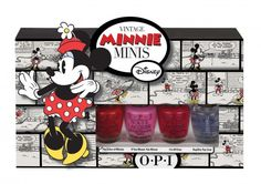 Vintage Minnie Mouse Collection