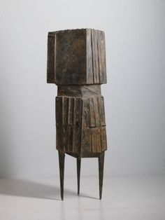 Watcher XII, 1961 By Lynn Chadwick Medium: Bronze