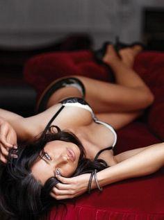 Adriana Lima Victoria's Secret Lingerie Photoshoot 5