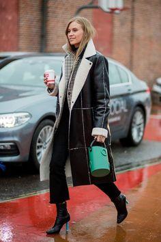 The Best Street Style At Copenhagen Fashion Week AW18 #refinery29 http://www.refinery29.uk/2018/02/186779/street-style-copenhagen-fashion-week-aw18#slide-13