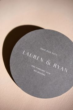 AVOCA COLLECTION A MODERN MINIMALIST WEDDING INVITATION SUITE FOR THE MODERN BRIDE Our Avoca Collection is a modern minimalist wedding invitation suite including invite, save the date, rsvp and details card. Inspired by balance, Avoca combines luxe typography with clean lines. This collection flaunts understated elegance for the modern bride. #weddingstationery #weddinginvites #modernbride #modernwedding #weddinginspo #weddingplanning Foil Wedding Stationery, Minimalist Wedding Invitations, Custom Wedding Invitations, Wedding Invitation Design, Trendy Wedding, Luxury Wedding, Elegant Wedding, Modern Minimalist Wedding, Wedding Details