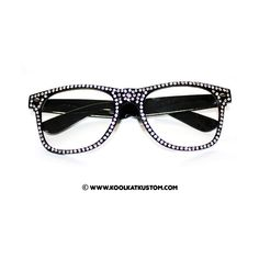19afa2fa0bb Another pair of NerdGlasses to go with this weekend s Oscar evening wear.  You ll