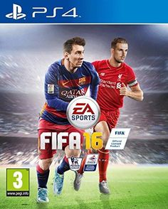 FIFA 16 by Electronic Arts - kay deal binder Messi, Ps4 Price, Playstation, Xbox 360, Ea Sports, Sports Games, Xbox One Games, Ps4 Games, Games Consoles