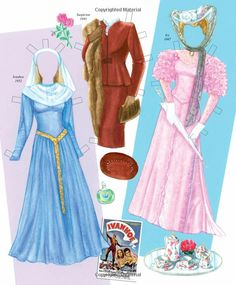Joan Fontaine Paper Dolls: Marilyn Henry, Paper Dolls: 9781935223733: Amazon.com: Books