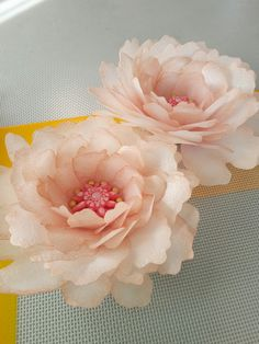 Wafer Paper Blumen Wafer Paper, Rose, Flowers, Plants, Pink, Plant, Roses, Royal Icing Flowers, Flower
