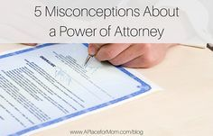 Stuart Furman, author and Elder Law Attorney, identifies the top 5 misconceptions about a power of attorney that families have today.