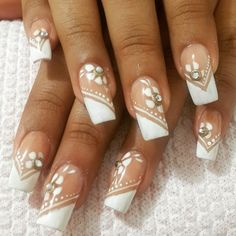#uñasacrilicas #uñas #nailartlove #decoracion #arte # @angelesjch @luzchacon65 http://decoraciondeunas.com.mx #moda, #fashion, #nails, #like, #uñas, #trend, #style, #nice, #chic, #girls,...