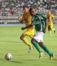 Con goles de Nazarit y Biscayzacú, Deportivo Cali derrotó al Atlético Huila  El Cali llegó a 4 puntos en el Cuadrangular A de la Liga Postobón I. En la fecha 3 los 'verdiblancos' reciben en el Pascual Guerrero al Deportes Tolima, rival directo.