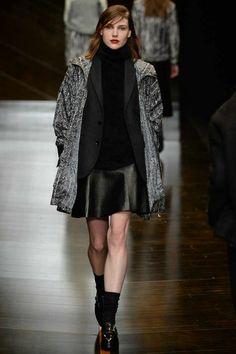 Trussardi | Fall 2014 Ready-to-Wear Collection | Style.com [Photo: Yanni Vlamos]