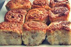 Haşhaşlı Nokul Tarifi - Yemek Tarifleri Greek Cooking, Cooking Time, Turkish Kitchen, Savory Pastry, Turkish Recipes, World Recipes, No Bake Cake, Cookie Recipes, Brunch