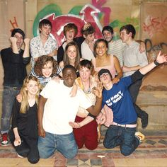 Skins UK. Best show ever.