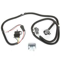wiring harness w turn signal 48 53 willys cj3a products trailer wire harness