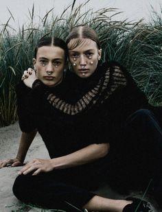 dormanta:  Nils and Lou Schoof by Elizaveta Porodina for Vogue...