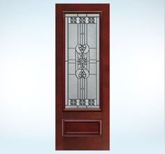 Jeld wen 949 steel glass panel exterior door from waybuild for Jeld wen architectural fiberglass door
